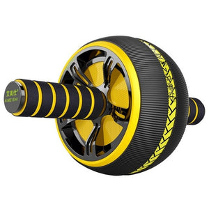 Abdominal Roller Home Exercise Device Core Workout Machine Wider Abs Wheel Roller Training Muscle Body Building ABS Roller