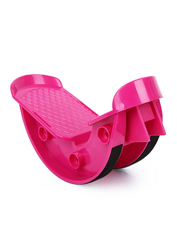Foot Rocker Lower Calf Leg Stretcher Fitness Pedal Perfect for Achilles Injury Treatment Tendon Heel Pain