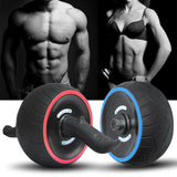 No Noise Abdominal Wheel Abs Roller Mat For Core Trainer Waist Arm Strength Exercise Fitness workout Equipment Accessories