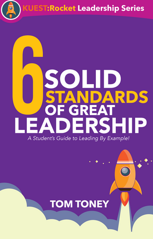 *6 Solid Standards of Great Leadership