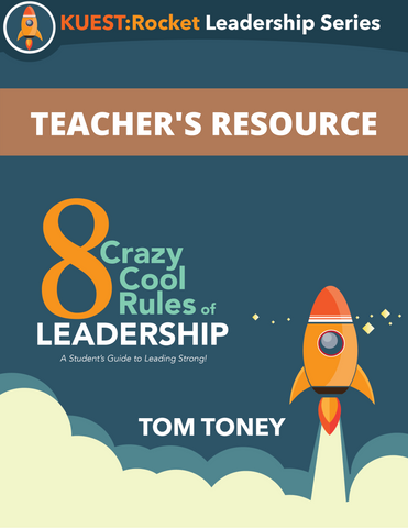 DIGITAL DOWNLOAD: 8 Crazy Cool Rules Teacher's Resource
