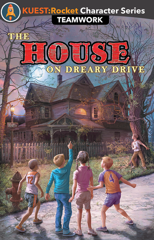 CHAPTER BOOK: The House On Dreary Drive