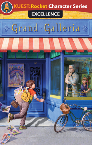 CHAPTER BOOK: Grand Galleria