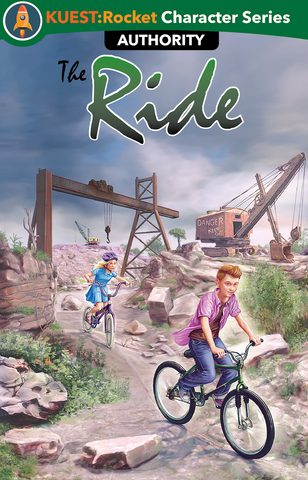 CHAPTER BOOK: The Ride