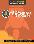 KUEST:Rocket Character Series Teacher's Resource