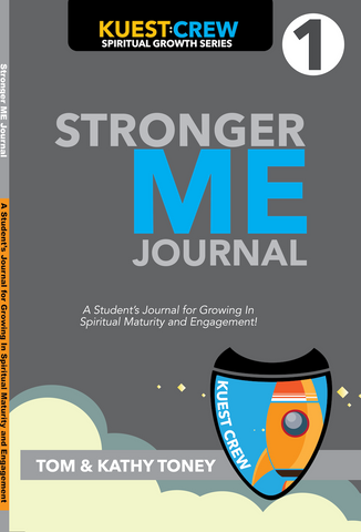Stronger M.E. Journal 1