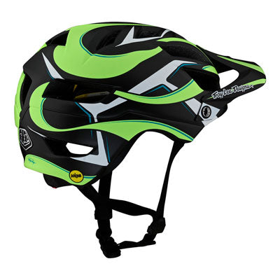 Casco A1 AS MIPS Welter Negro/Verde