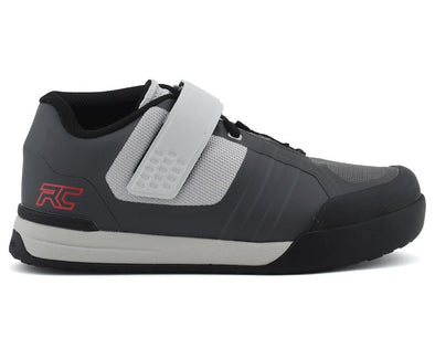 Zapatos Transition Gris/gris/rojo (Clipless/choclos)