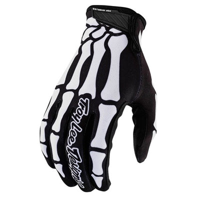 Guantes Niños AIR Skully Negro/Blanco