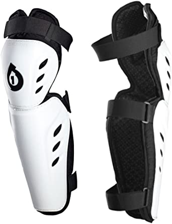 Rodilleras Comp Knee Blanco