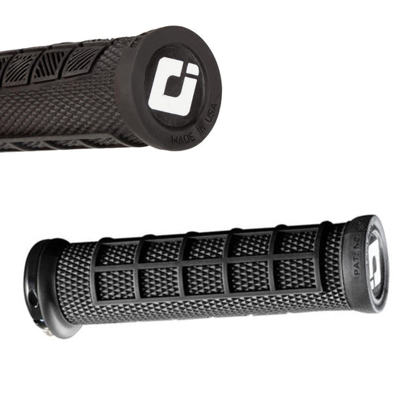 Grips Elite Pro Lock-On MTB, Negro