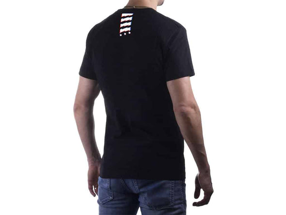 Camiseta, Patriot Negra