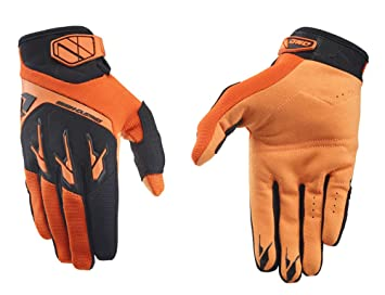 Guantes One Industries Atom Negro/Naranja