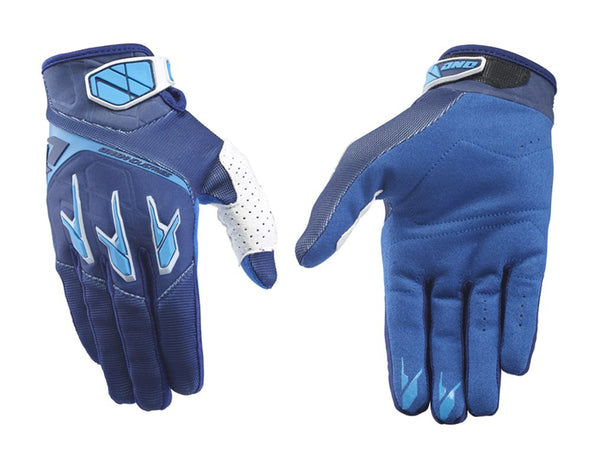 Guantes One Industries Atom Azul Cyan