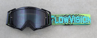 Goggles Rythem Haze Black Acid Grey