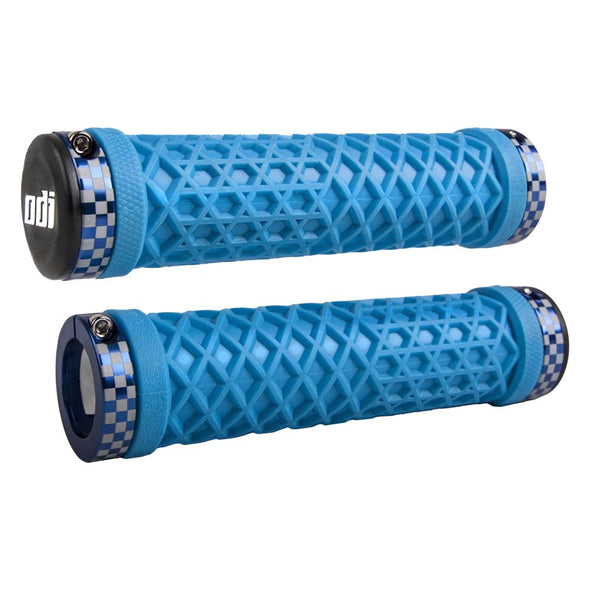 Grips ODI VANS LOCK-ON Azul/Azul 130MM