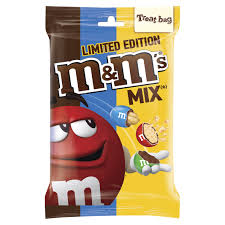 MnM's Mix Share Bag