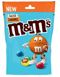 MnM's Salted Caramel Share Bag