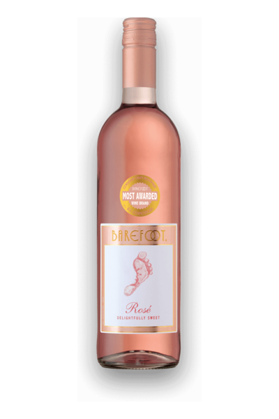 Rose wine – White Zinfandel