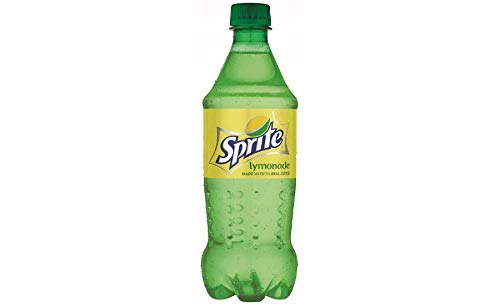 Sprite Lemon and Lime