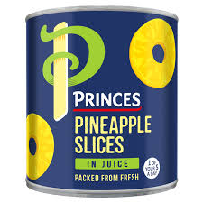 Princess Pineapple Rings