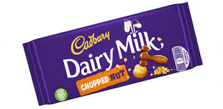 Dairy Milk Chopped Nut