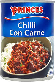 Princes Chili Con Carne