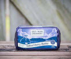 Manx Salted Butter