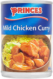Princes Chicken Curry