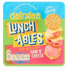 Lunchables Ham and Cheese
