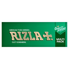 RIZLA PAPERS GREEN KING SIZE