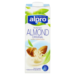Milk -Alpro Almond Milk