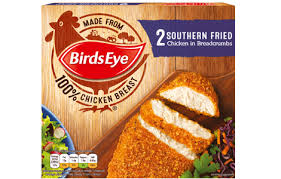 Birds Eye Chicken Southern Fried Chicken Breast