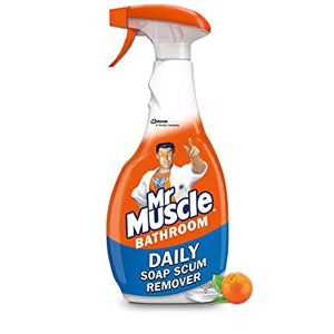 Mr Muscle Bathroom Cleaner Spray