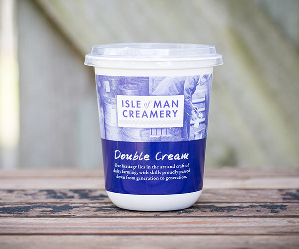 Manx Double Cream