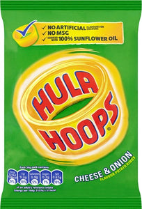 Hoola Hoops Cheese & Onion