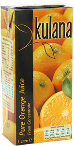 Kulana Orange Juice 1 ltr