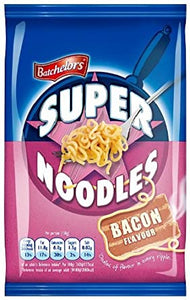 Super noodles Bacon