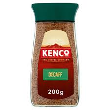 Kenco Decaf Jar