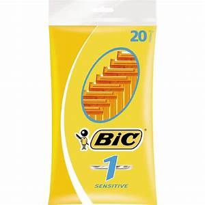 Bic Razor Sensitive skin Bargain 20 pack