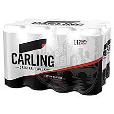 Carling 18 Pack Offer