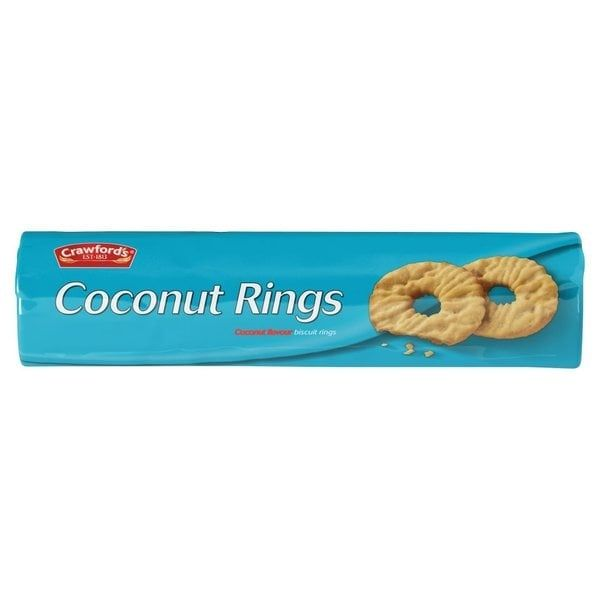 Biscuit - Coconut Rings