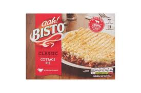 Aah Bisto Cottage Pie
