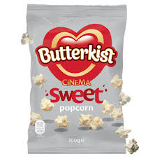 Butterkist Sweet Popcorn