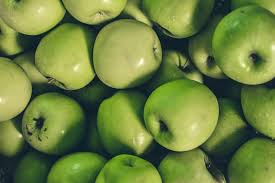 Apple, Green x4