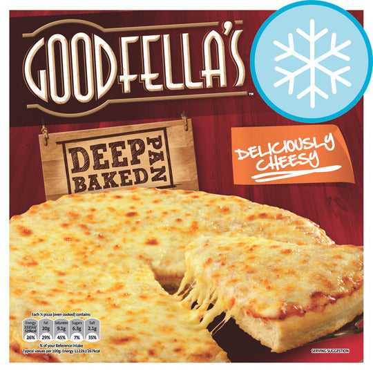 Pizza - Cheese, Goodfellas