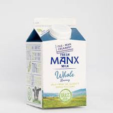 Load image into Gallery viewer, Milk - Manx Whole Milk
