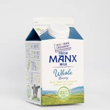 Milk - Manx Whole Milk