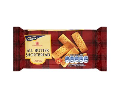 McVities Shortbread Biscuits