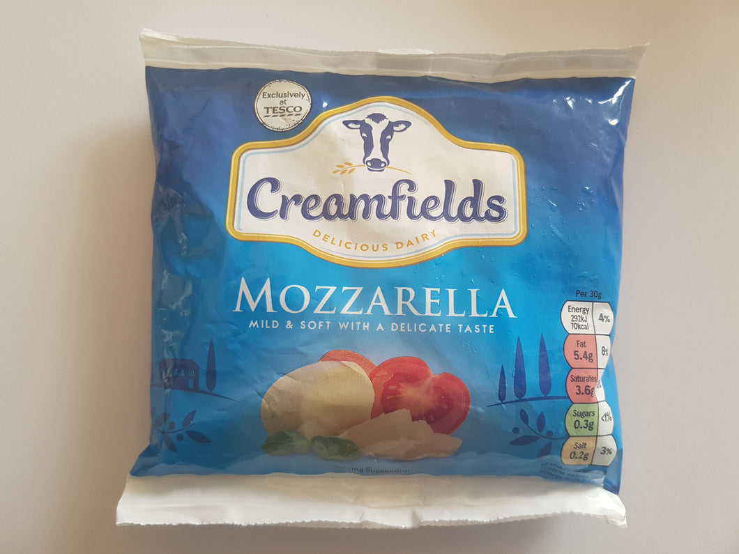 Cheese - Mozarella